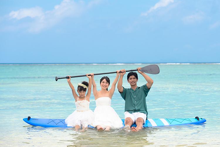 【ドレス】ビーチ&SUP体験付きプランイメージ8