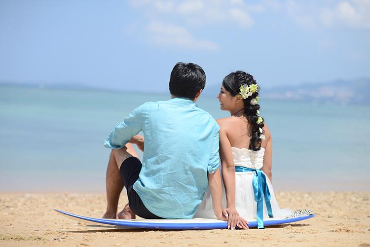 【ドレス】ビーチ&カーデンプランイメージ1