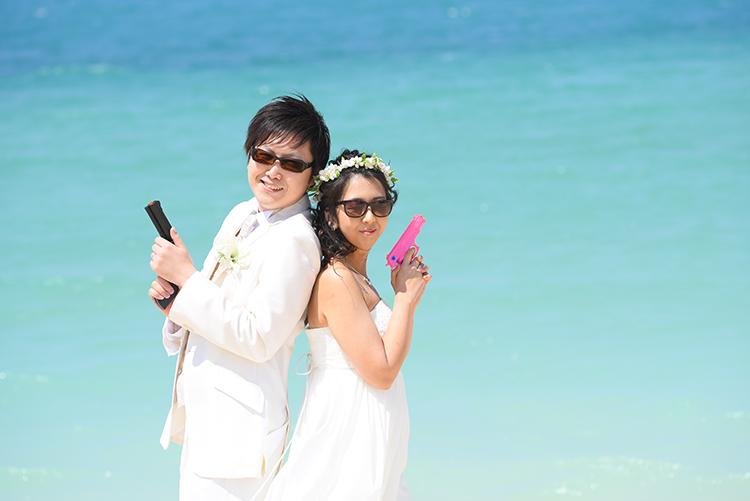 【ドレス】ビーチ&古民家本島中部プランイメージ3