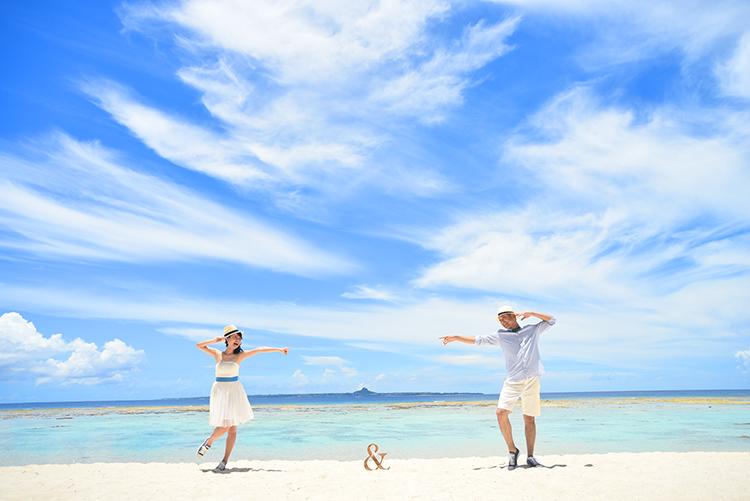 【ドレス】ビーチ&古民家本島北部プランイメージ3