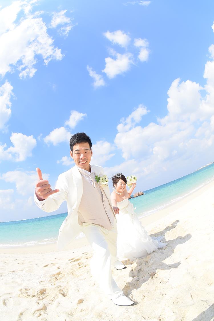 【ドレス】アラハビーチプランイメージ3