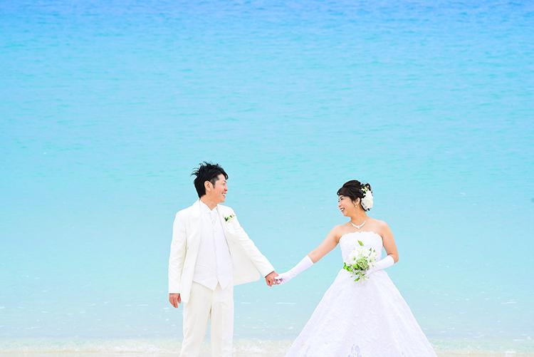 【ドレス】ビーチ&古民家本島中部プランイメージ5