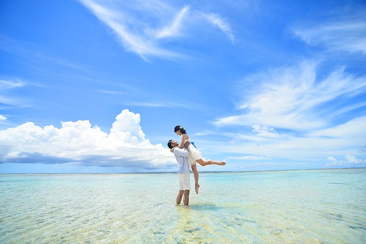 【ドレス】ビーチ&古民家本島北部プランイメージ5