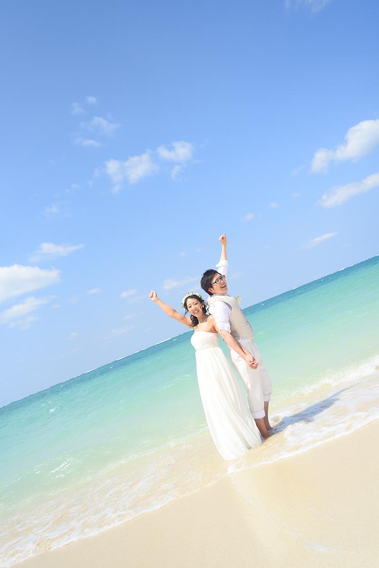 【ドレス】アラハビーチプランイメージ5
