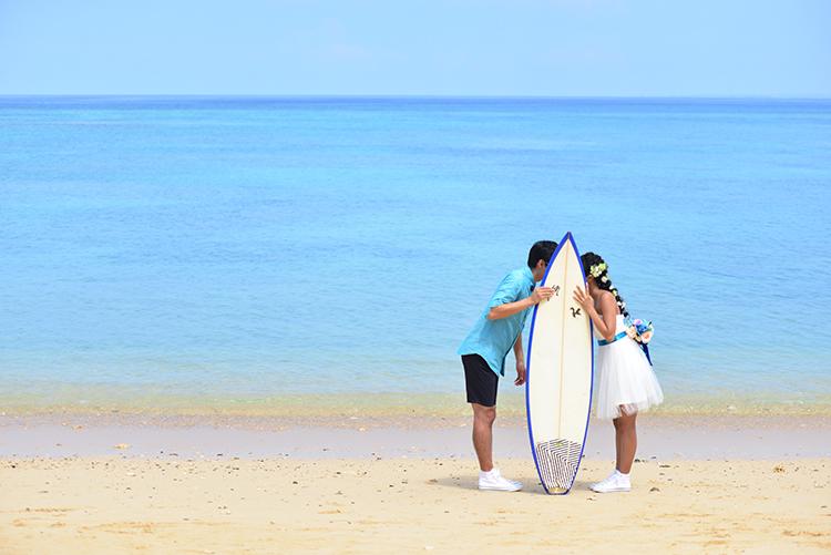 【ドレス】ビーチ&カーデンプランイメージ10