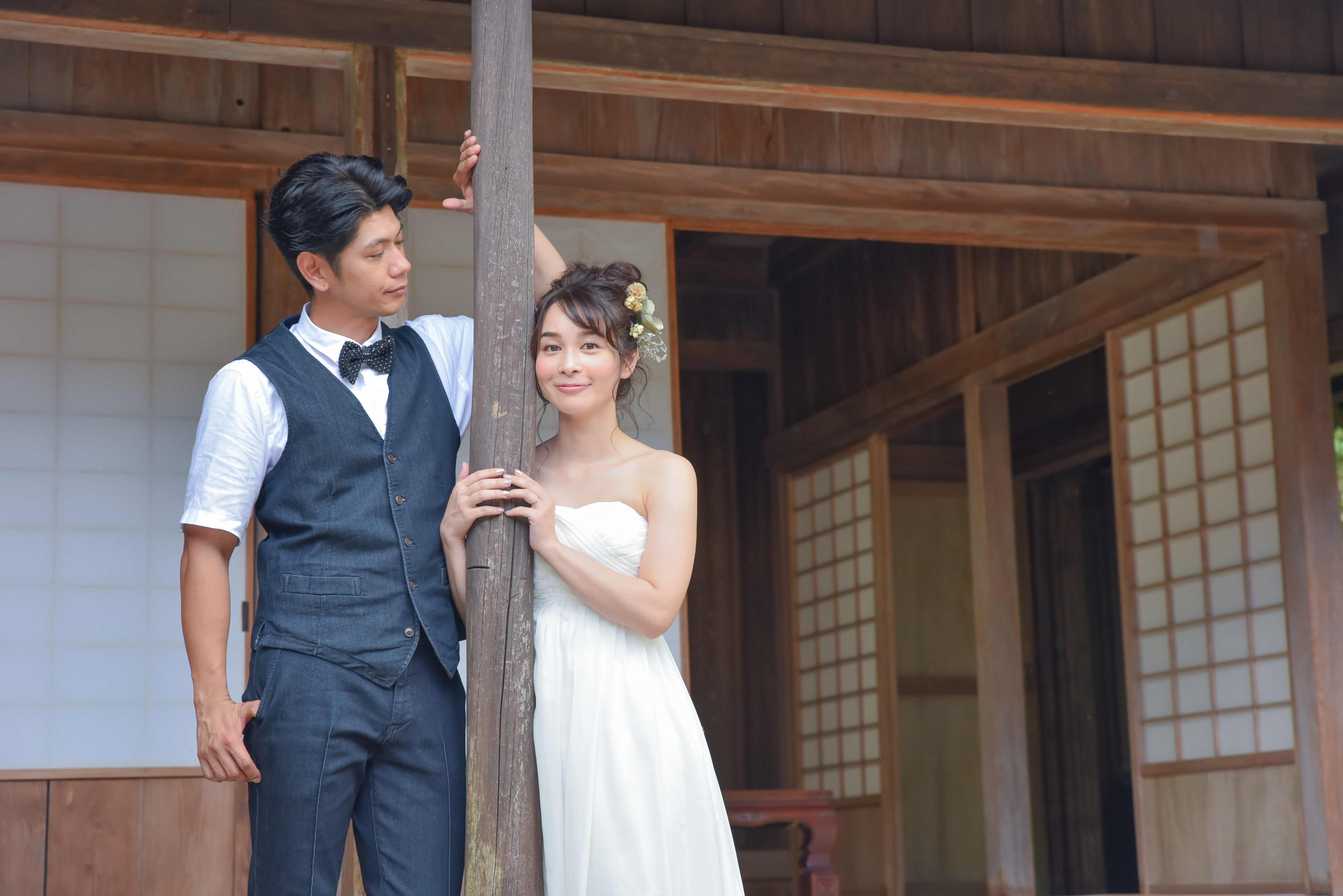 【ドレス】古民家・中村家プランイメージ5