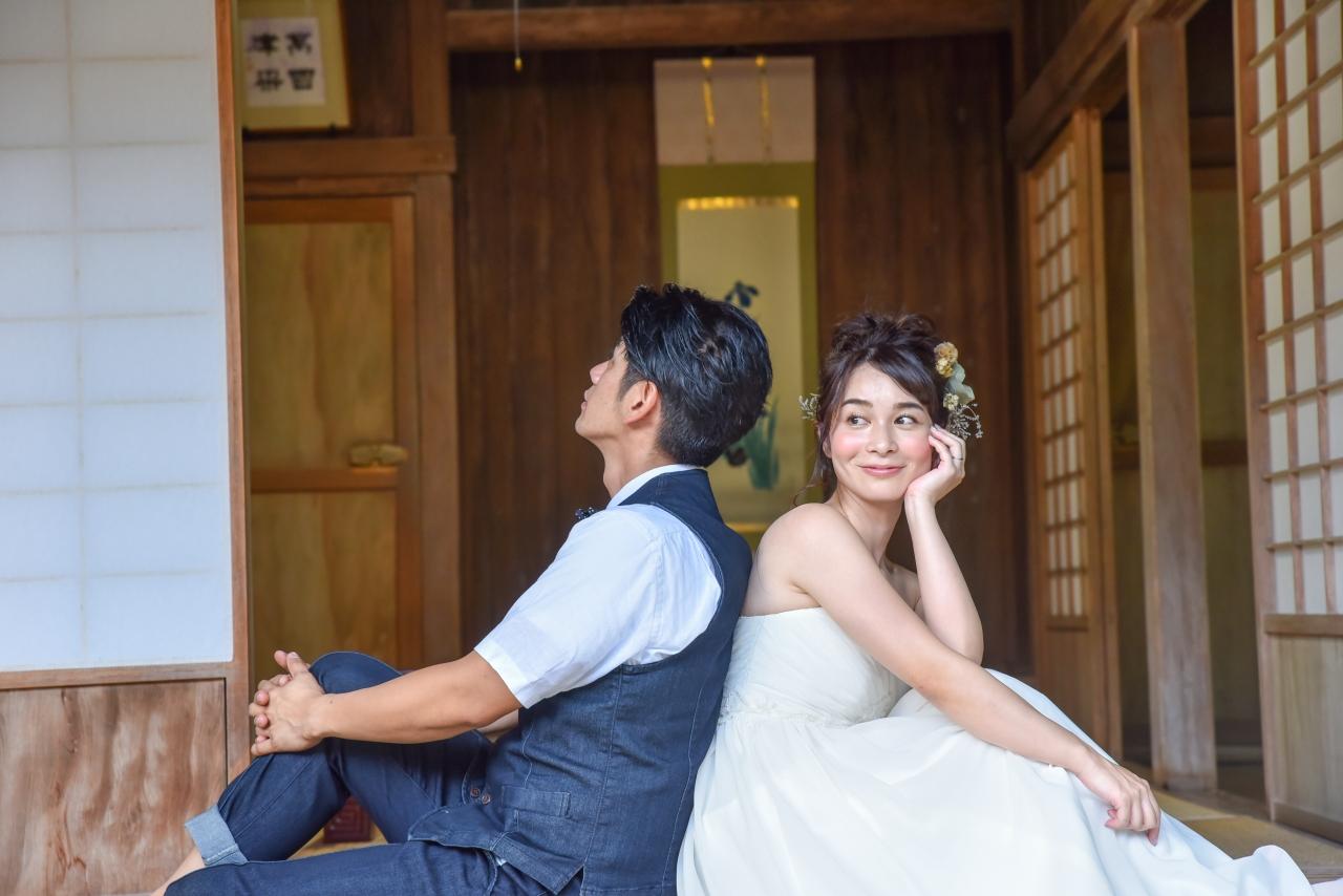 【ドレス】古民家・中村家プランイメージ10