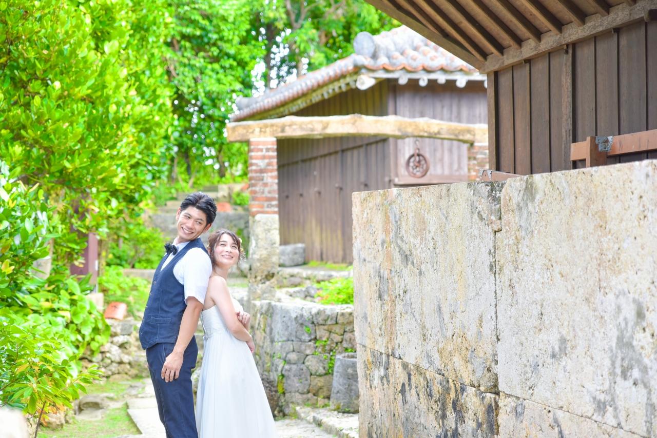 【ドレス】ビーチ&古民家本島中部プランイメージ8