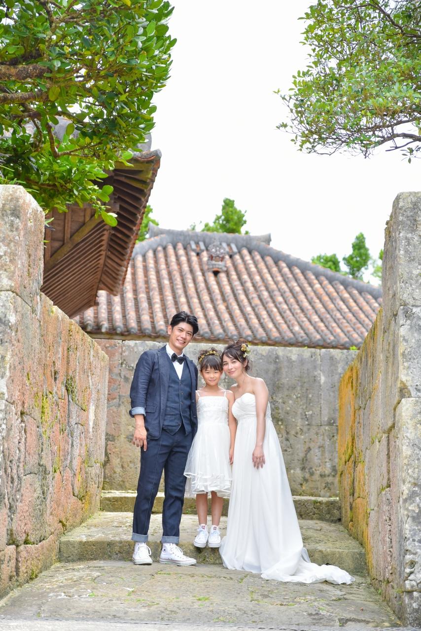 【ドレス】ビーチ&古民家本島中部プランイメージ6