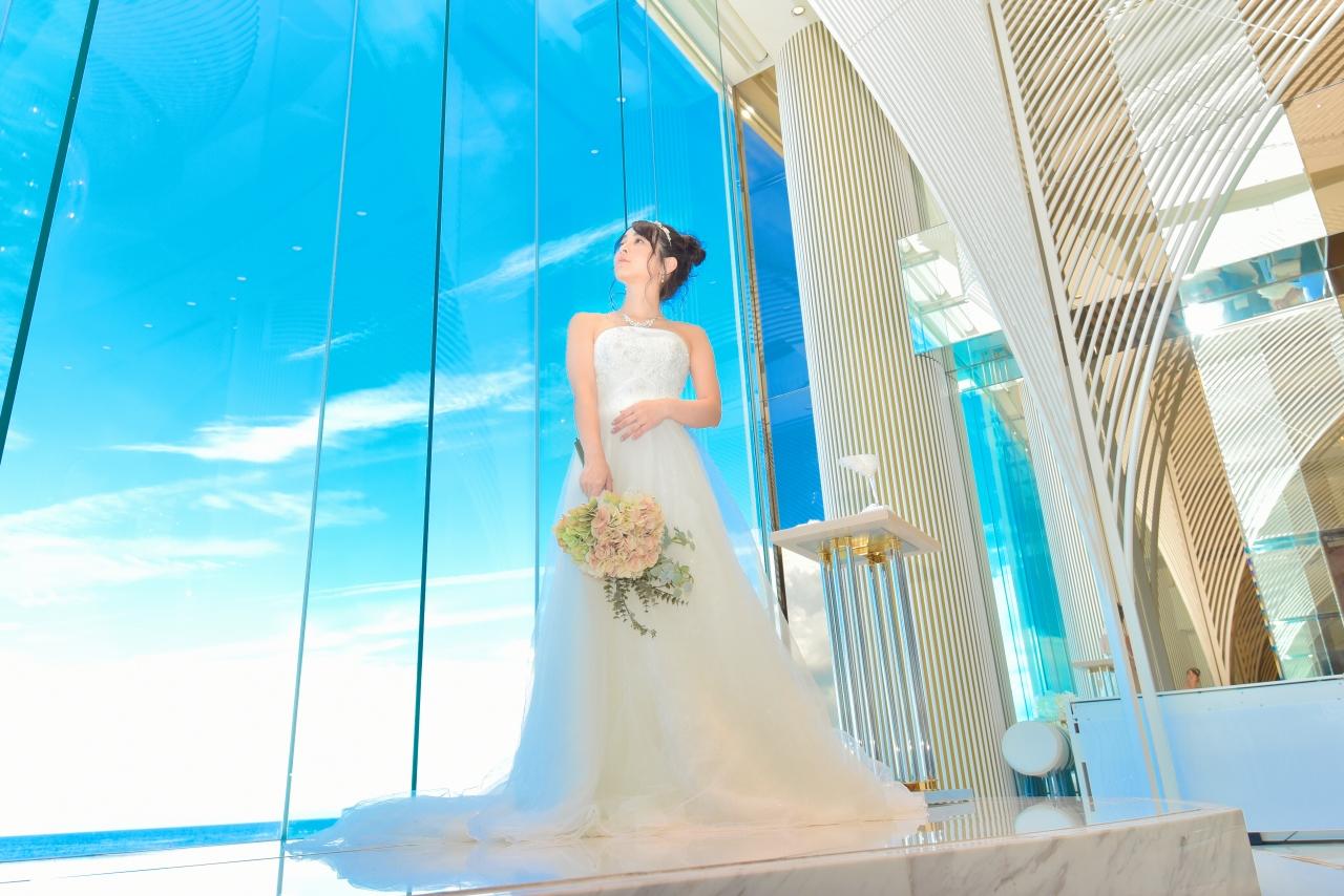 【ドレス】ビーチ&チャペルプランイメージ8