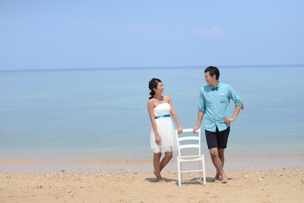 【ドレス】ビーチ&カーデンプランイメージ9
