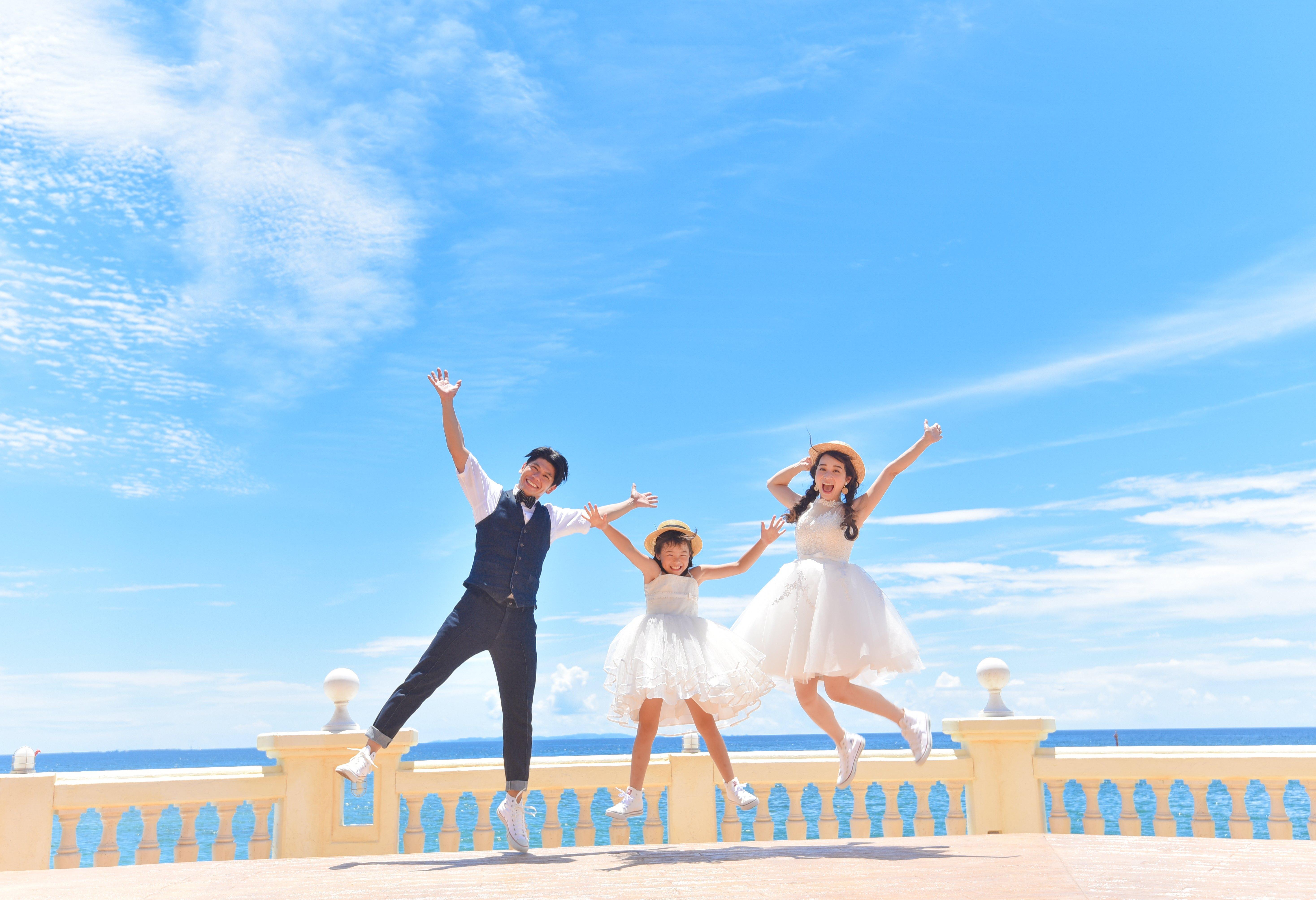 【ドレス】サンセット デポアイランド&アラハビーチプランイメージ5