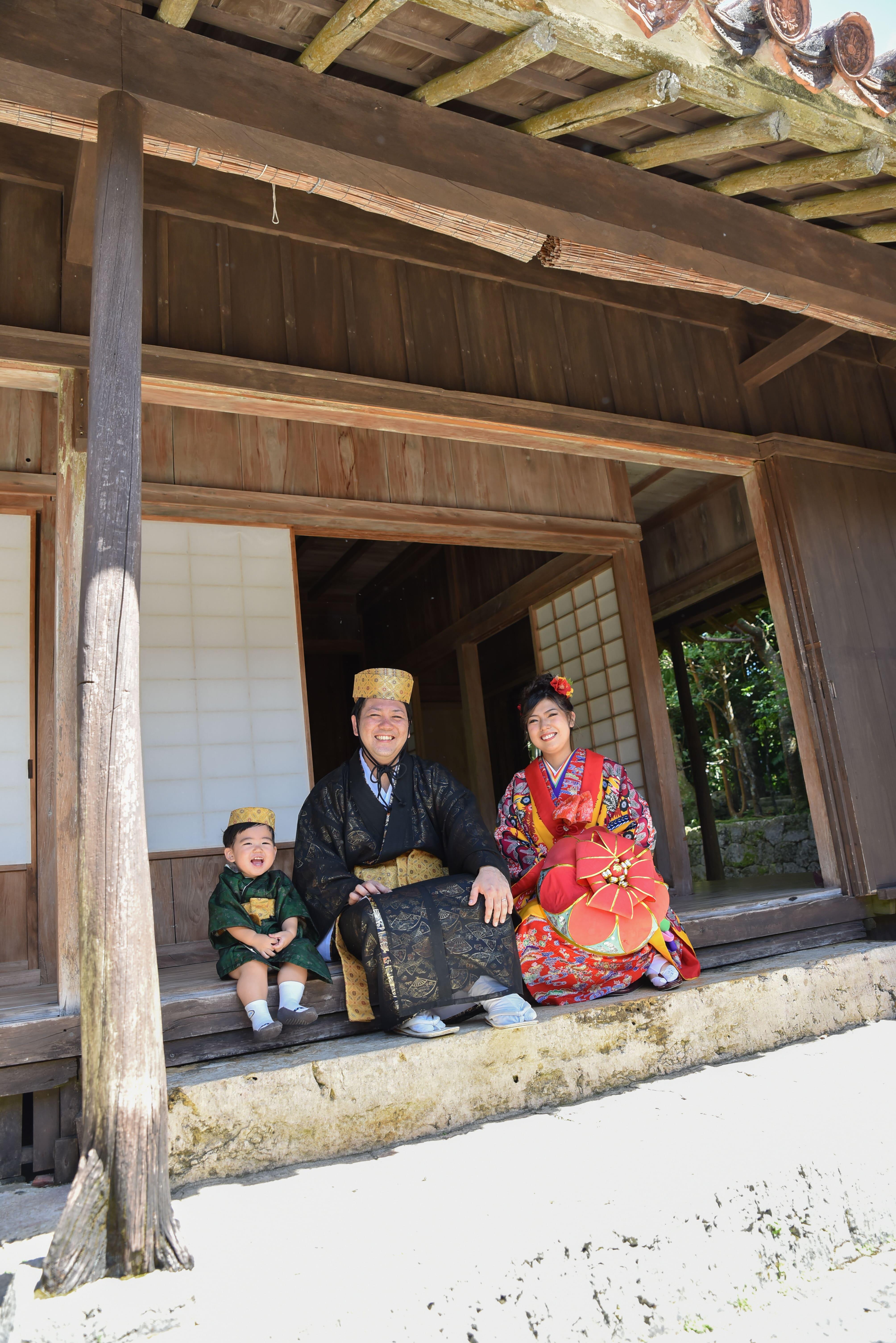 【琉装】古民家 中村家プランイメージ9
