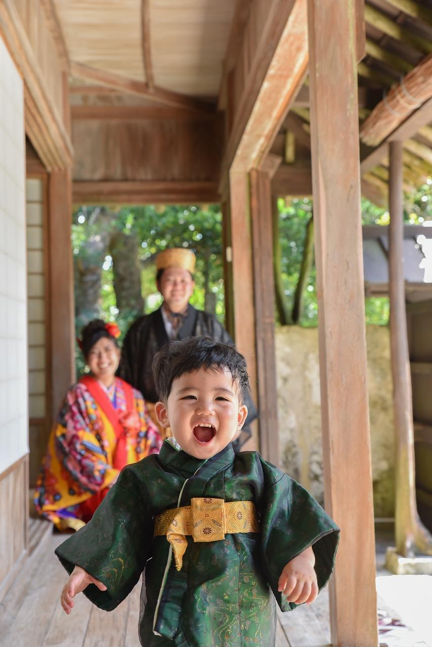 【琉装】古民家 中村家プランイメージ1