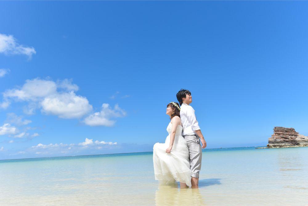 【ドレス】アラハビーチプランイメージ10