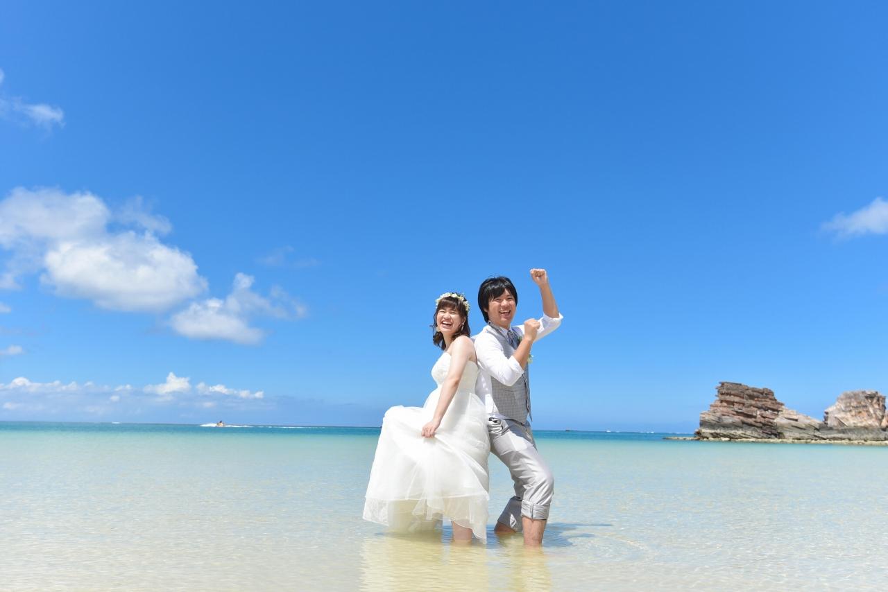 【ドレス&琉装】本島中部プランイメージ9