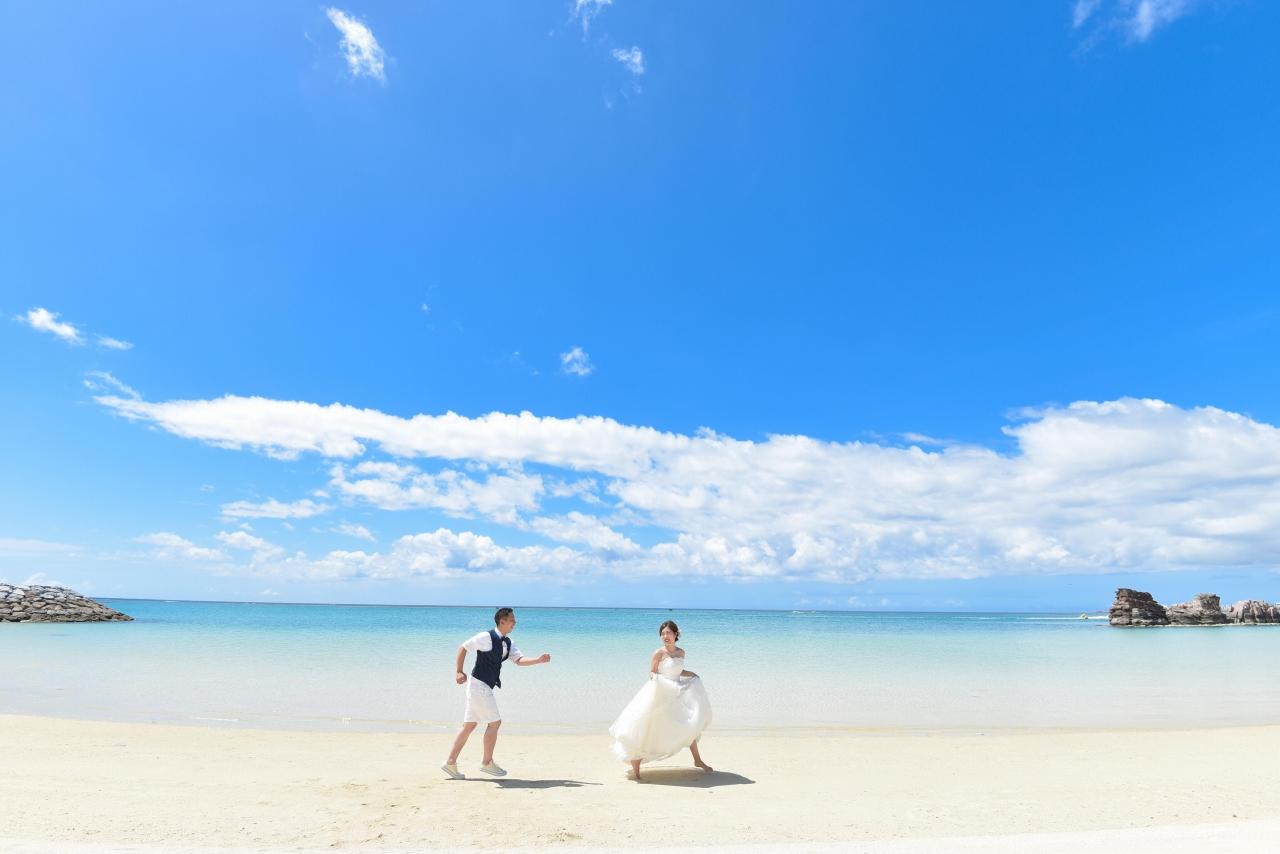 【ドレス&琉装】本島中部プランイメージ1