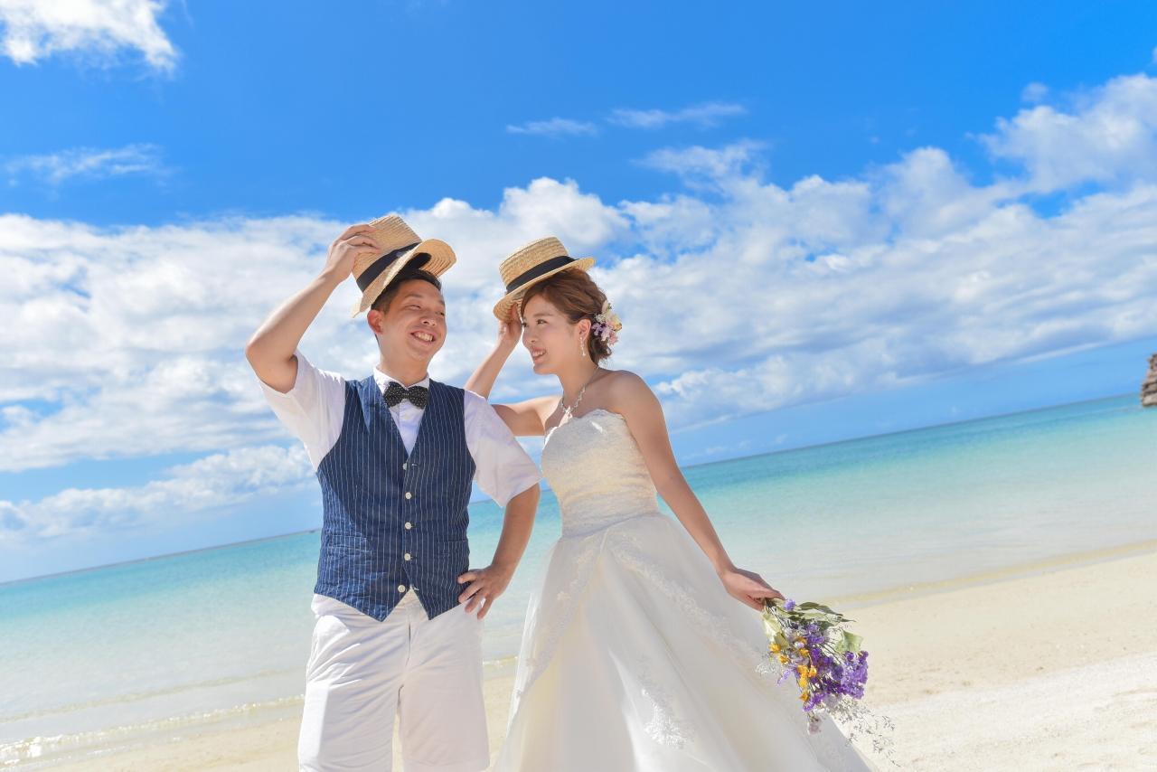 【ドレス】ビーチ&古民家本島中部プランイメージ4
