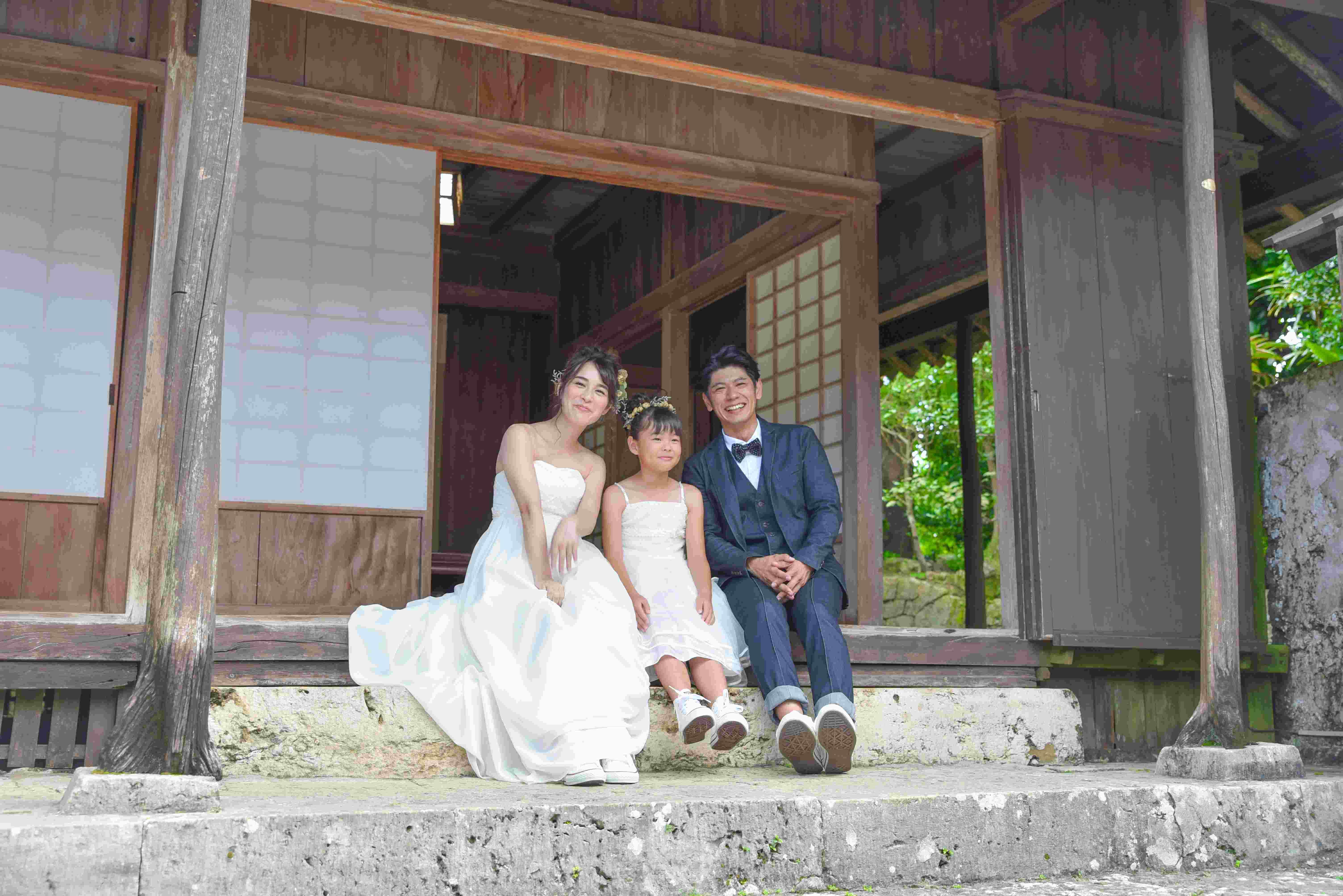 【ドレス】古民家・中村家プランイメージ7