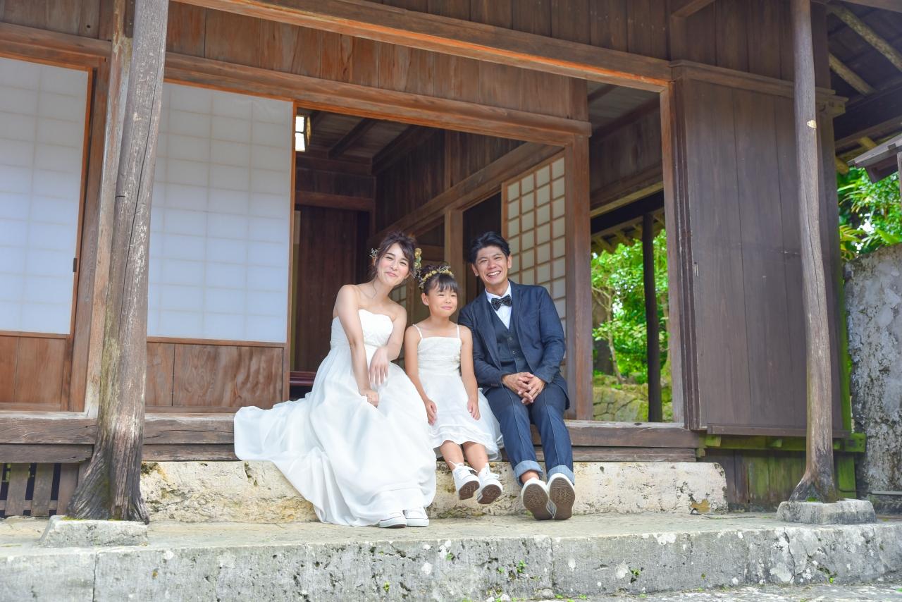 【ドレス】ビーチ&古民家本島中部プランイメージ9
